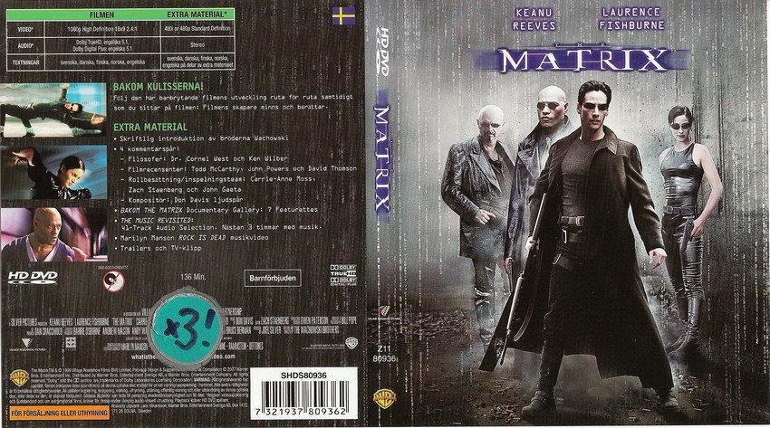 matrix 1 [HD-DVD]
