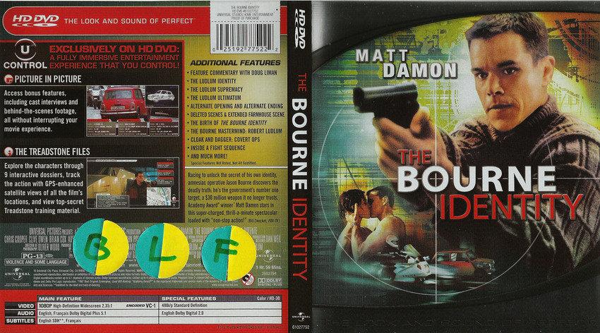 bourne id [HD-DVD]