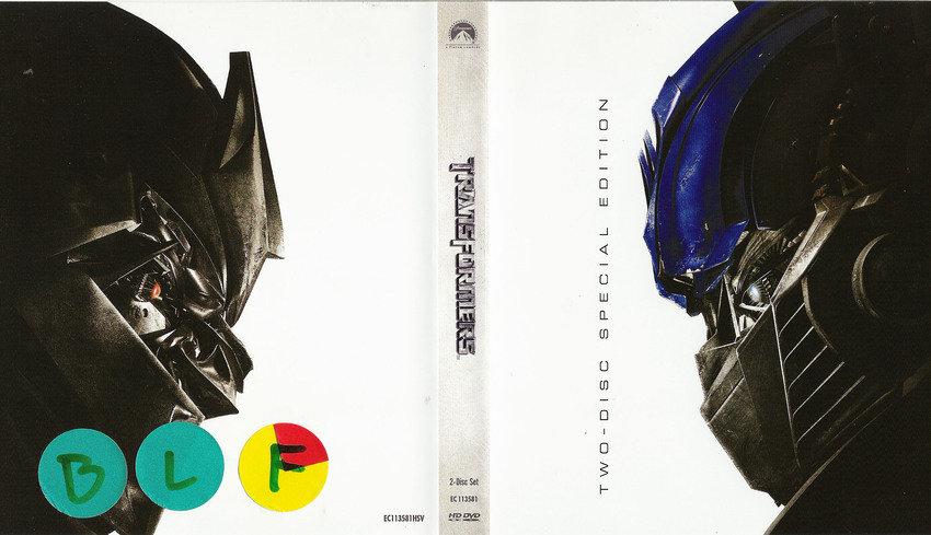 transformers [HD-DVD]