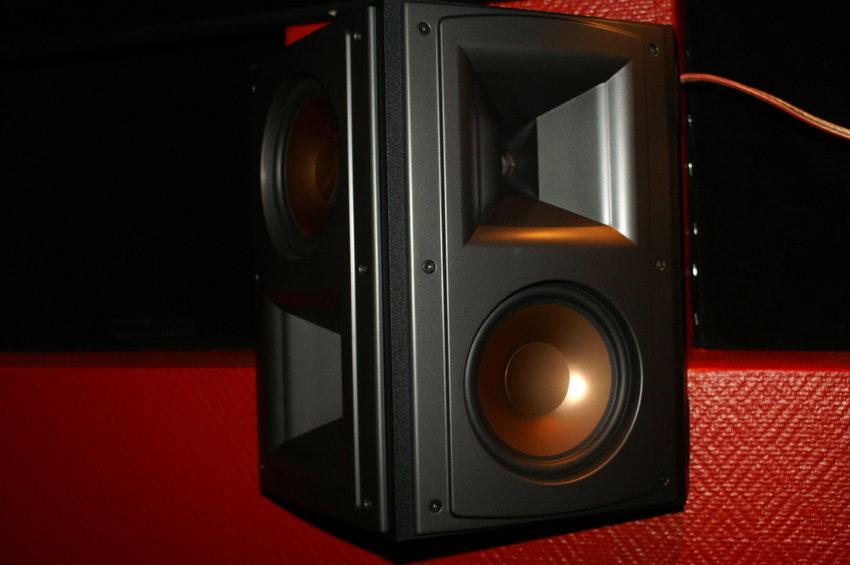 bilder p klipsch reference rs 62 stativh gtalare surroundh gtalare. Black Bedroom Furniture Sets. Home Design Ideas