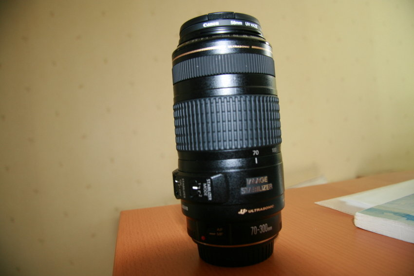 Canon EF 70-300/ 4,0-5,6 IS USM