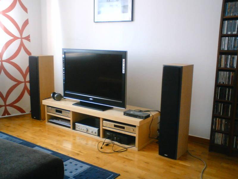 TVn och stereon