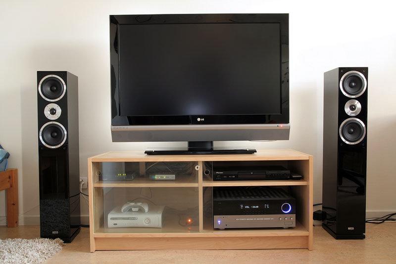 Gammal setup