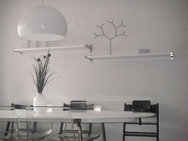 bilder p kartell fl y 520 pendellampa. Black Bedroom Furniture Sets. Home Design Ideas