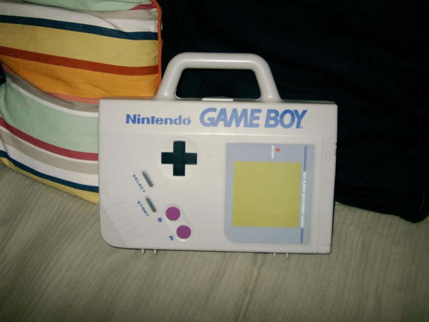 Game Boy väskan