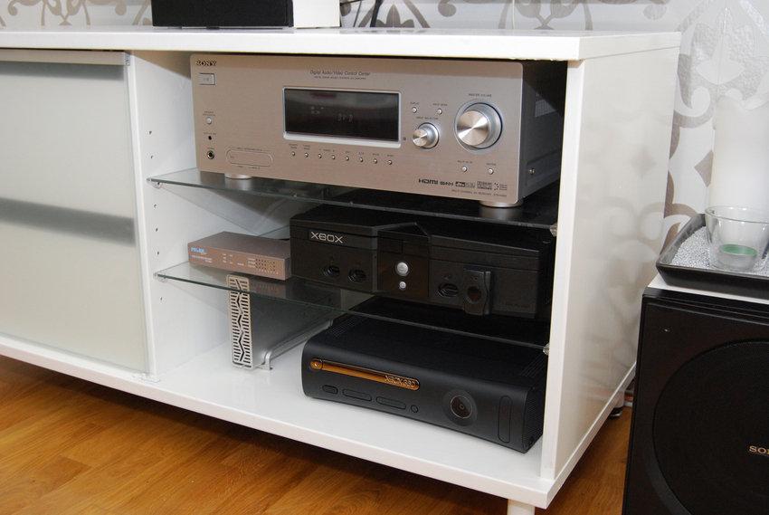 Nuvarande setup