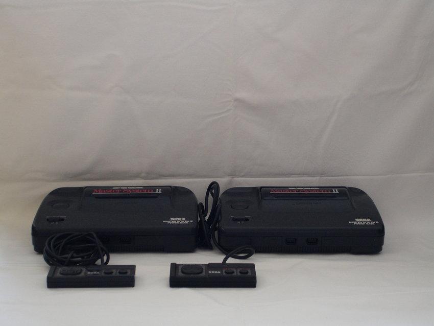 2st Sega Mater System II