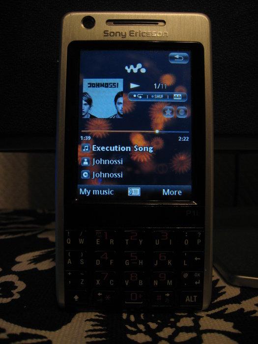 P1i walkman v3.0