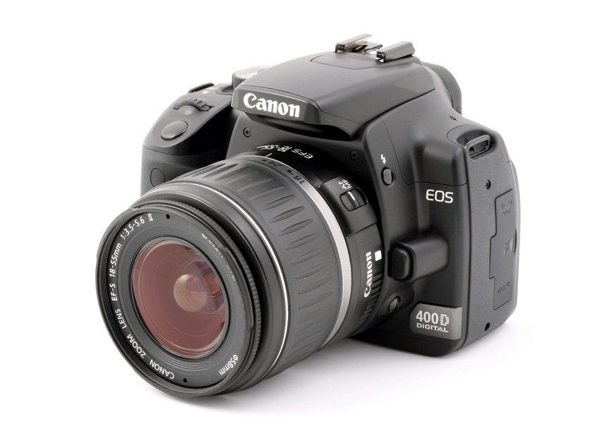 Uppgradering av kamera