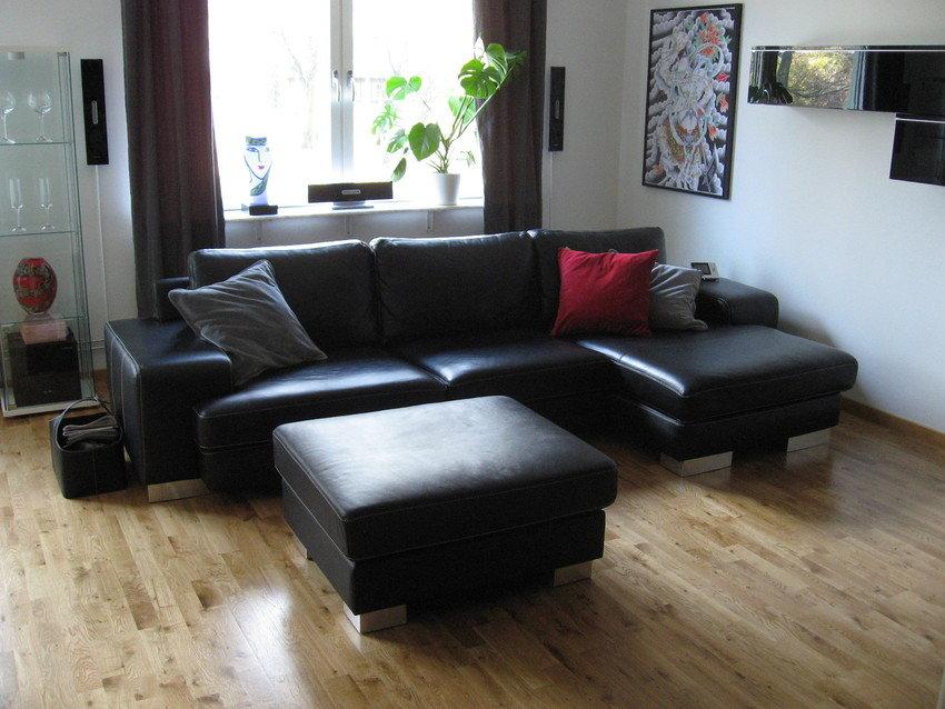 Min härliga soffa