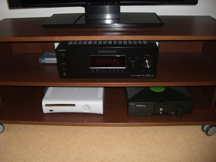 Passar bra brevid gamla Xboxen