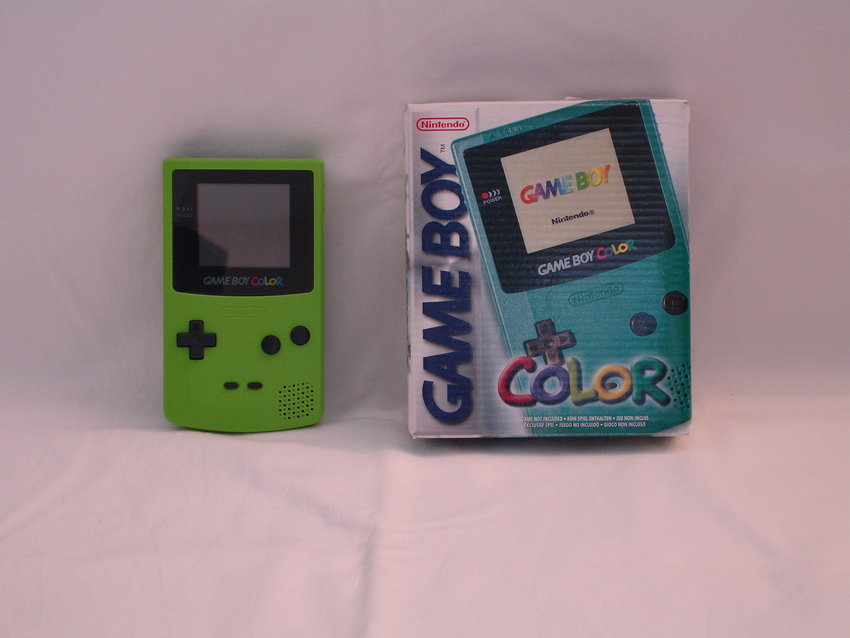 Gameboy Color (2st)