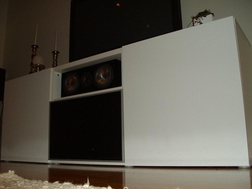 Nya TVbänken!