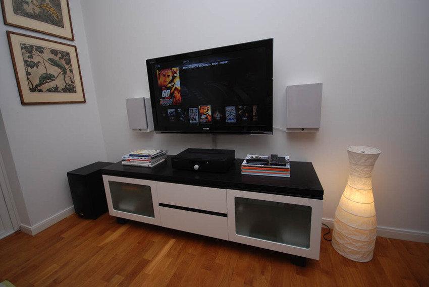 Tv och stereo