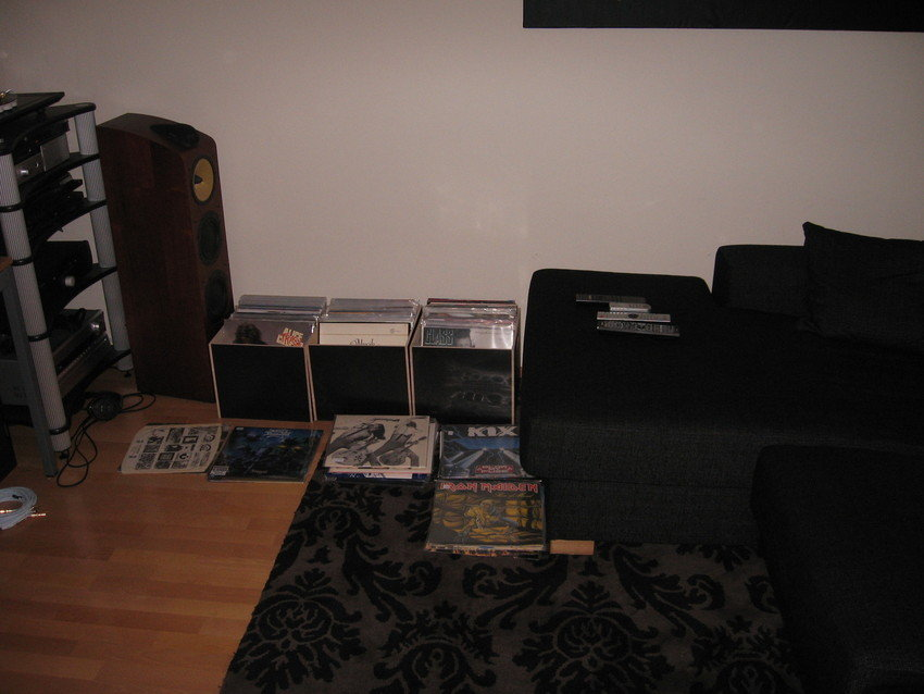 Vinyl Samlingen