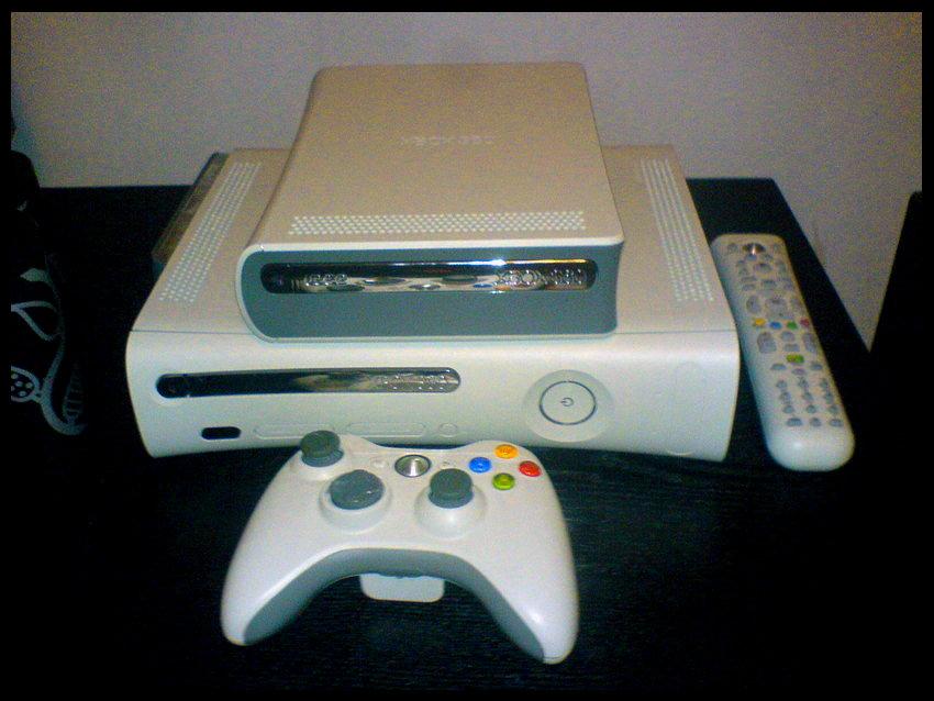 Images of Microsoft Xbox 360 Premium 20GB Xbox 360 Premium