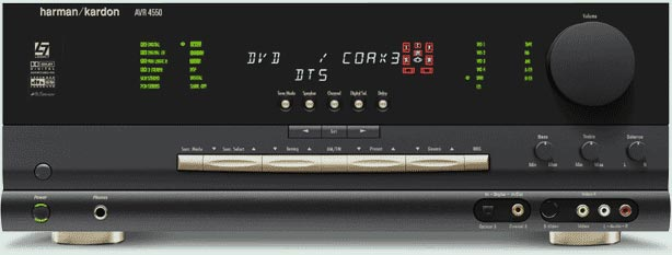 Harman Kardon AVR-4550