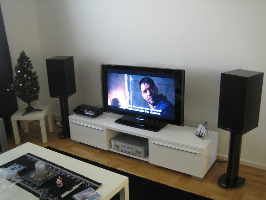 Äntligen ny TV