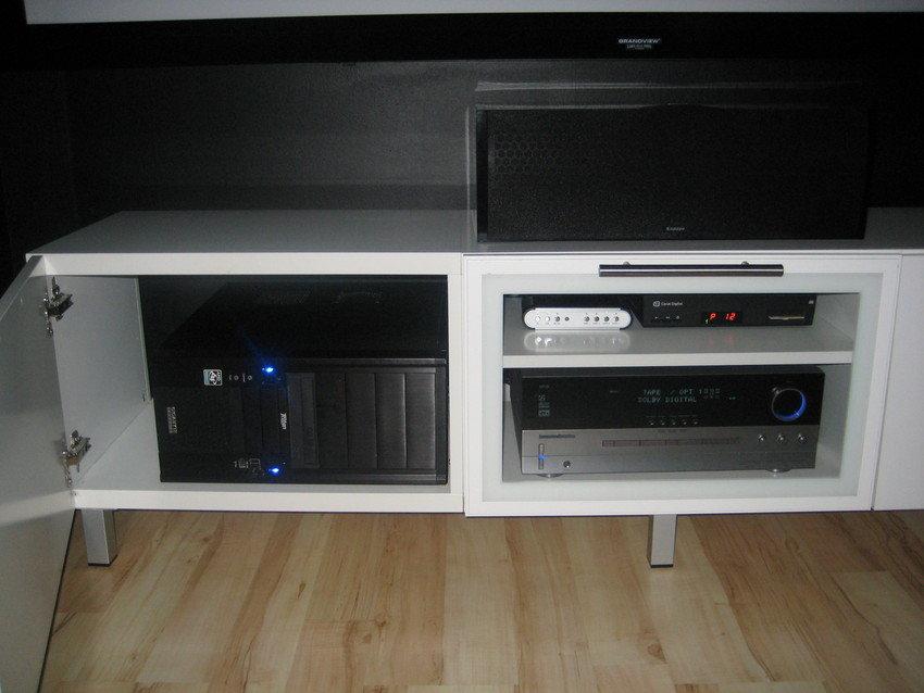 Datorn använd till Hd tittande,eftersom cd skämt till box knappt duger till det.
