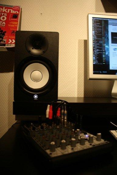 Mixerbord