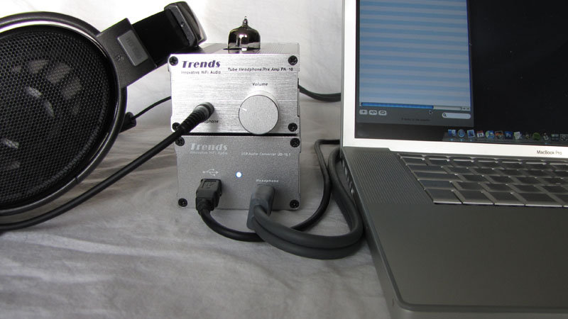 PA-10 Test Setup