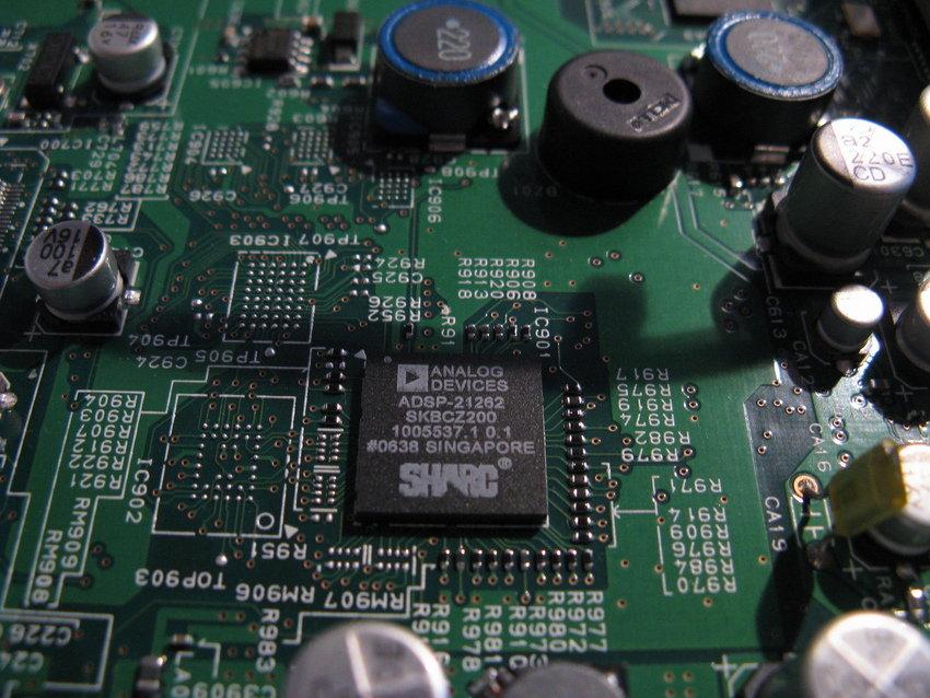 Ljudprocessorn