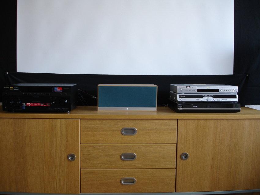 Senaste konfigurationen (mars -09)