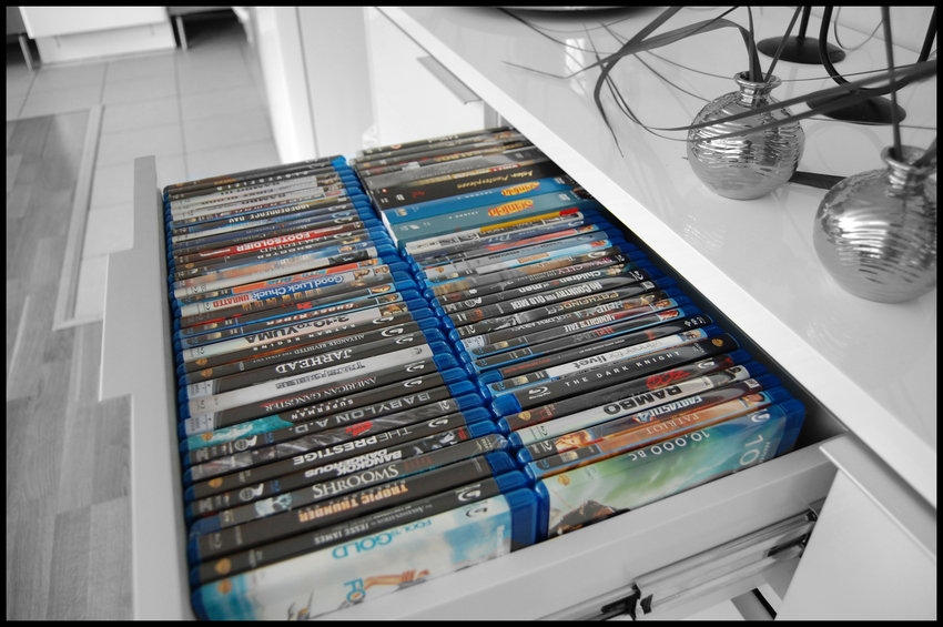 Blu-ray to make everything more beautiful. Technology that updates itself. Games to move you in mysterious ways. Faster processing to stay one step ahead of you. This is Entertainment. Like you've never seen it before.