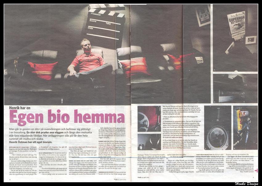 Repotage från Dalarnas Tidningar!! :)
