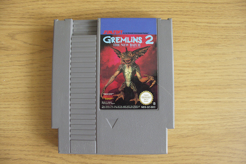 Gremlins 2: The New Batch. 1990 - Sunsoft.