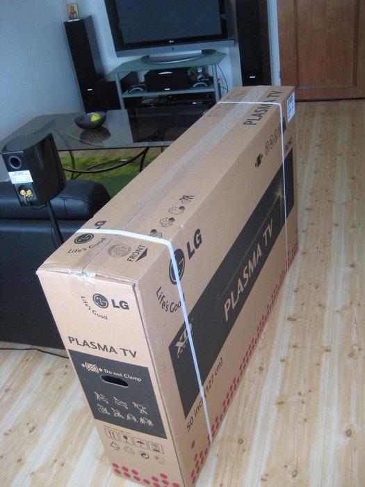 """Sen ny tv, LG PS6000 50"""""""