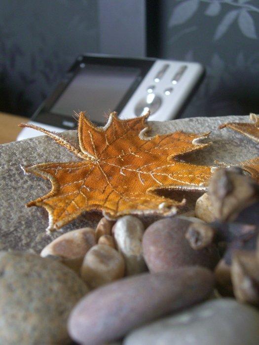 Hösten är här =)