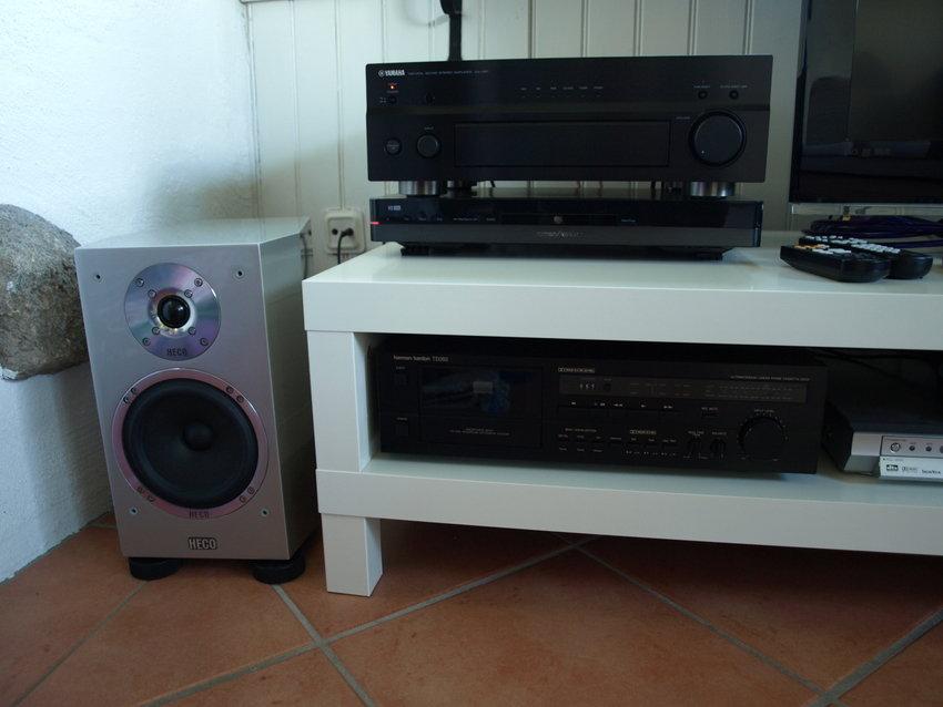 Kalla mig knäpp men jag har två stycken H/K HD 990 nu!!!