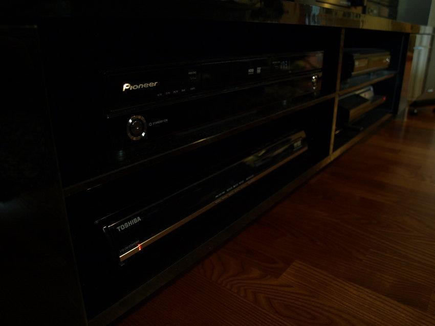 Många HDMI-maskiner i bänken...