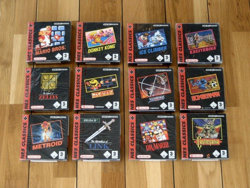 NES Classics