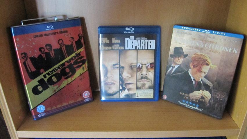 Tre riktigt bra filmer, varav två i stiliga utgåvor