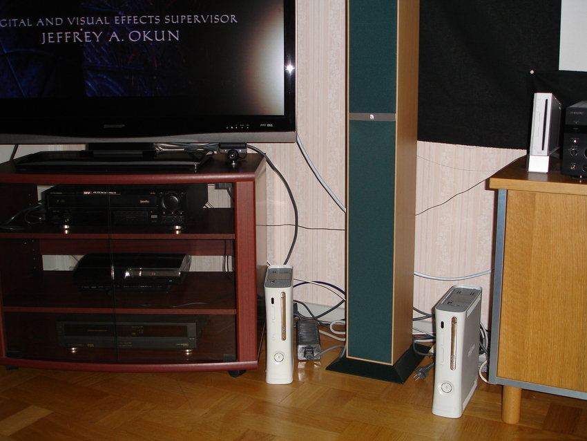 PS3 + Wii + 2st XBOX 360