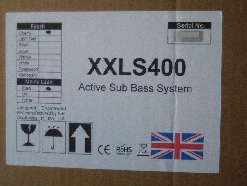 BK XXLS400