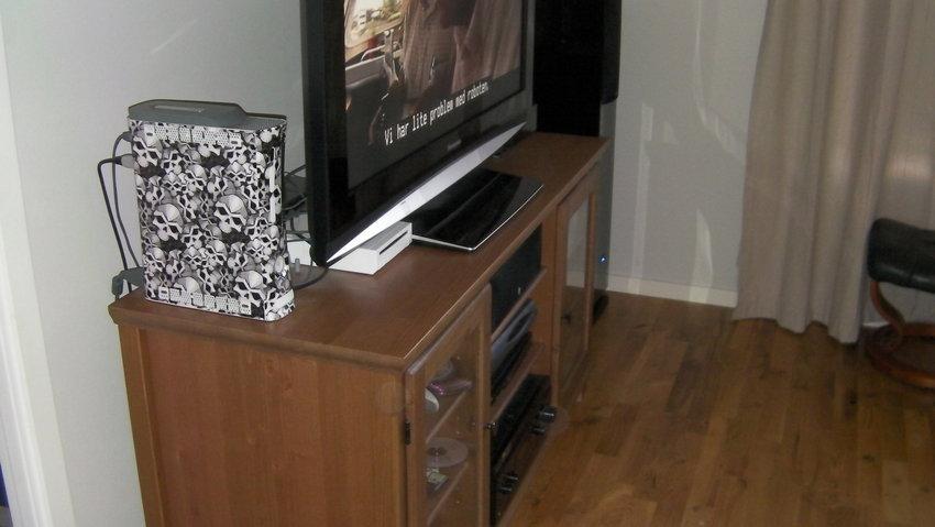 Saker på tv bänken