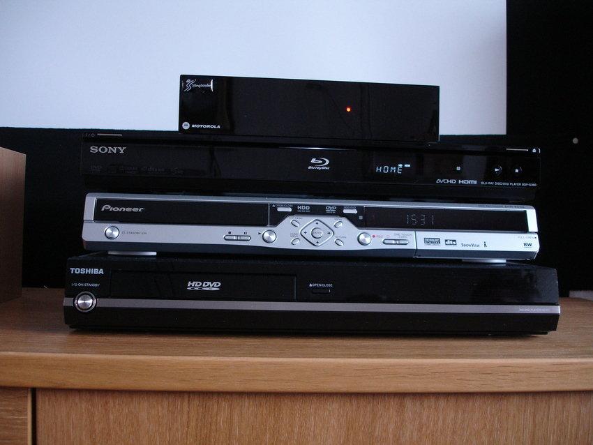 Stångåstadens box, Blu-Ray, HDD-DVD och HD-DVD