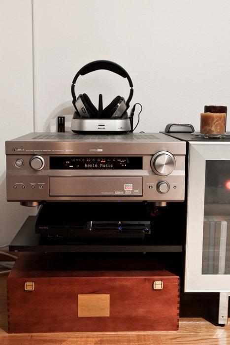 Yamaha Receiver, PS3 & Beck Samlingsbox