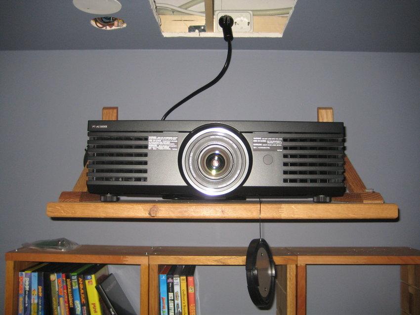 Projektor Panasonic PT-AE3000