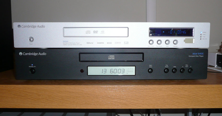 Silver - DVD99, Svart azur 640C v.2