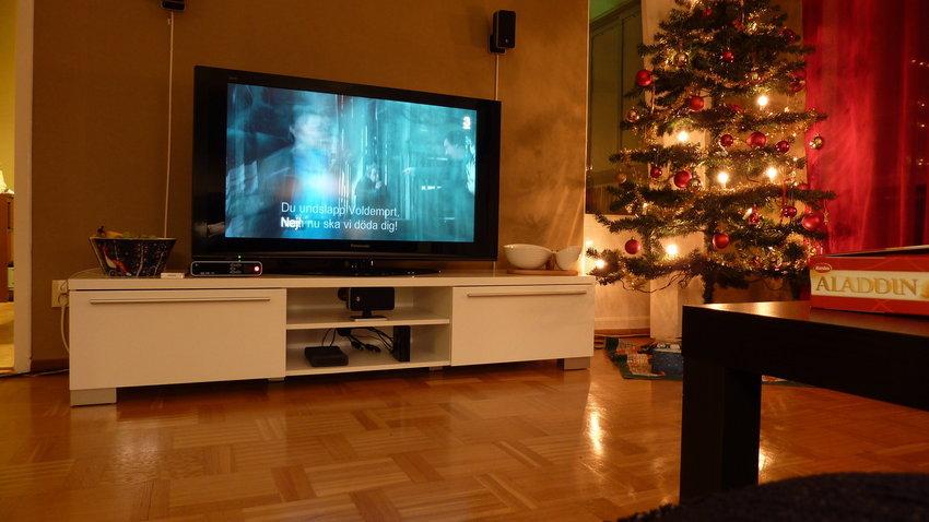 Nya tv bänken:)