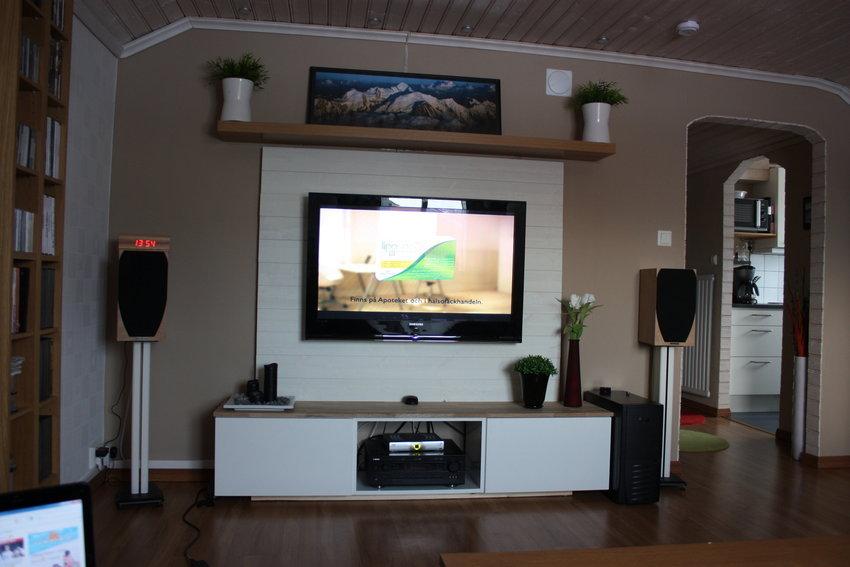nya tv bänken