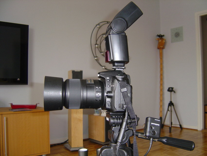 Nikon AF-S DX 85/3,5...Väldigt nöjd med den gluggen...