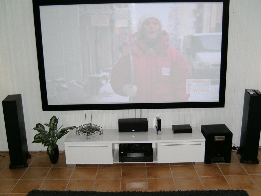 Bilder på Jysk Janus TV bänk 180x44cm