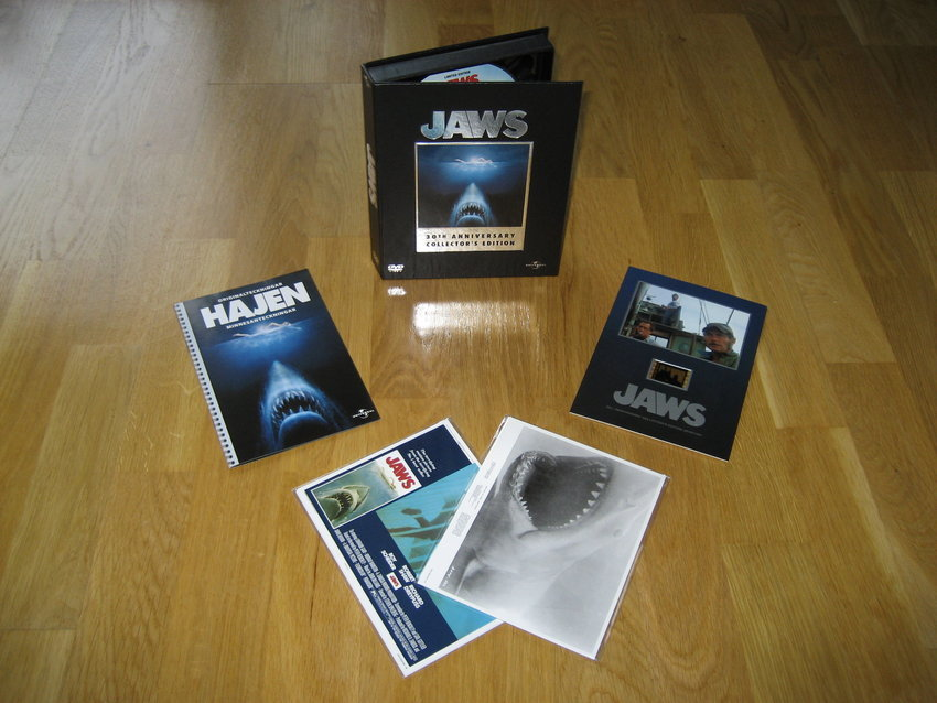 Jaws - 30Th Anniversary Collector's Edition Box