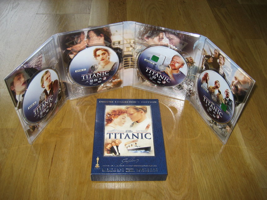 Titanic - Deluxe Collector's Edition