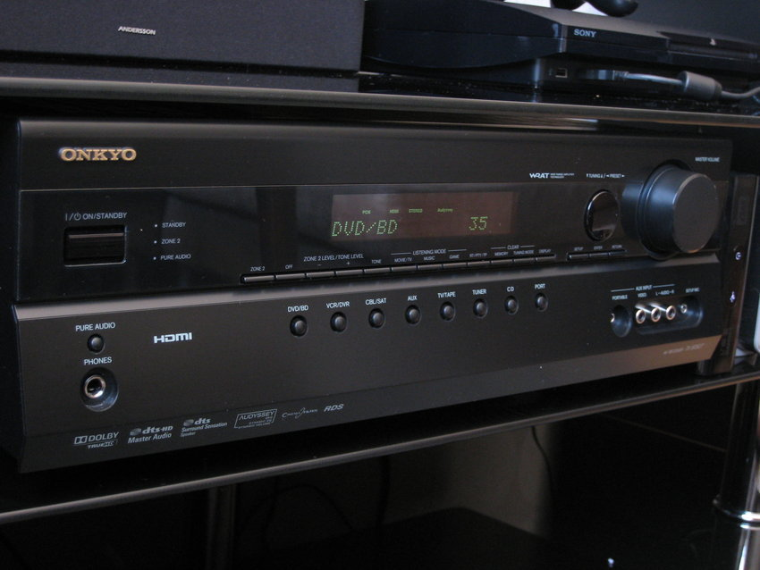 Onkyo TX-SR507